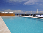 Swimming pool Cap d'Antibes - Garoupe bay